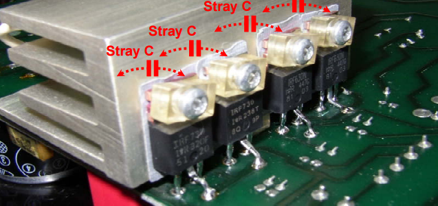 EMC Techniques for Heatsinks image #1