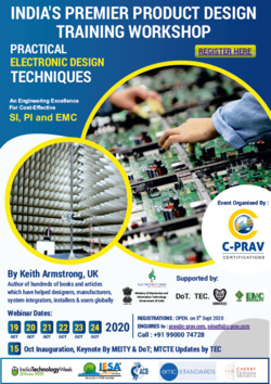 Free Invitation to attend Practical Electronic Design Techniques image #1