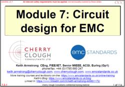 7 - Circuit design for EMC - Updated Jan 2021 image #1