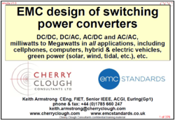 EMC Design for Switching Power Converters image #1