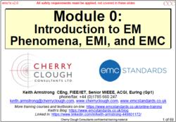 0 - Introduction to EM Phenomena, EMI and EMC image #1