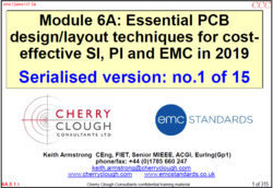 Free Course! Essential PCB Design and Layout image #1