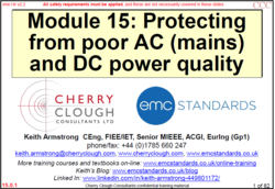 15 - Protecting from poor AC (mains) and DC power quality - Updated Jan 2021 image #1